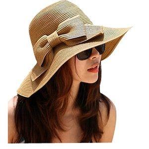 ‼️RESTOCKED ‼️Fashion Korean Style Straw Hat